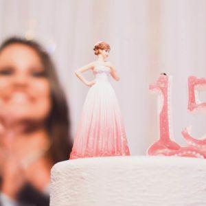 Presente criativo e personalizado para debutante menina que faz 15 anos