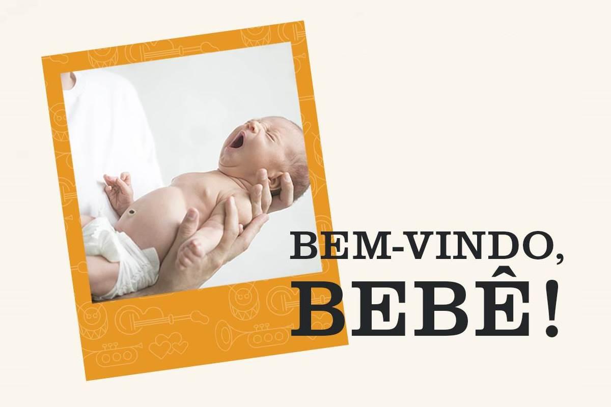 Presente para bebe recem nascido
